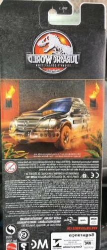 Jurassic Pack Hot Wheels Jeep Ford