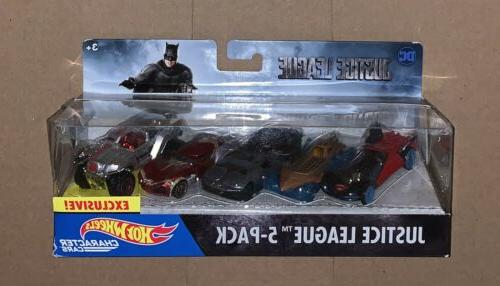 justice league toy vehicle amazon exclusive