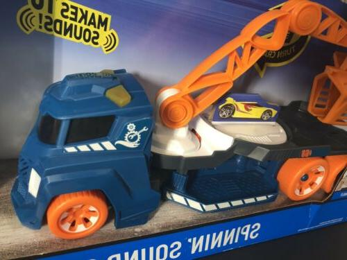 Hot Wheels Lights and Sounds Vehicle