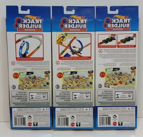 Lot of 3 HOT Builder System Launcher, Loop