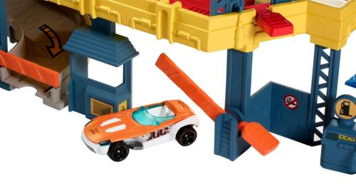 Matchbox Mission Playset