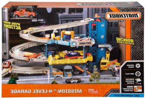 Matchbox Playset