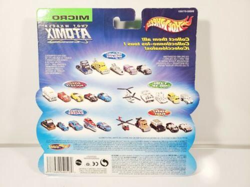 Micro Hot Atomix 2003 Squad Micro Vehicles