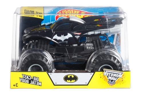 Hot Wheels Monster Batman Diecast Vehicle