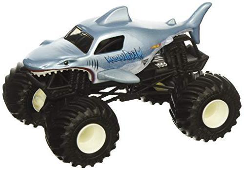 monster jam megalodon vehicle