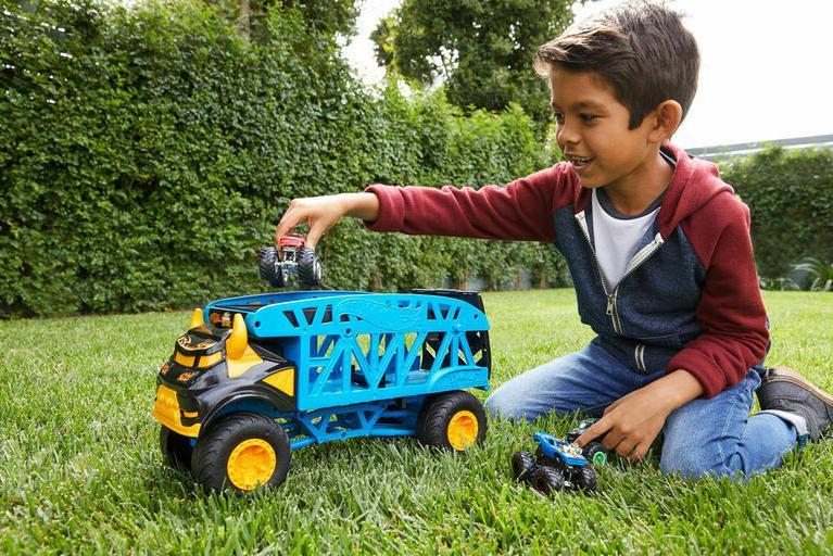 Hot Wheels Monster Monster +3 Vehicle