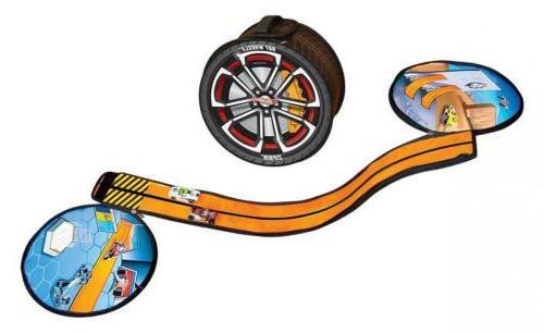 neat oh hot wheels zipbin wheelie 100