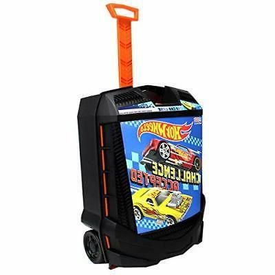 Hot Wheels 100 Car Carrying Case Matchbox Box Toy Storage w/