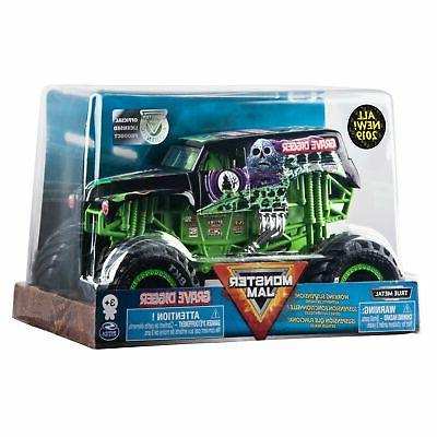 Monster Jam Official Digger Truck,