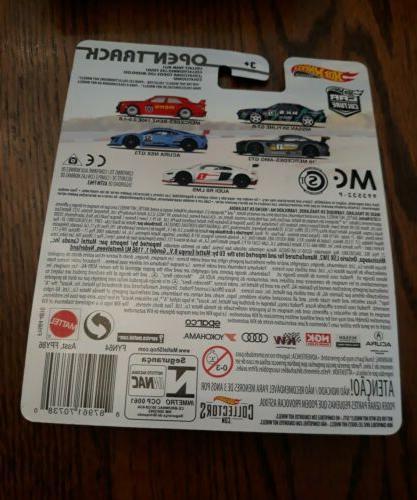 Hot Car Culture Set Mercedes