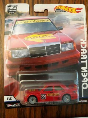 Hot Wheels Car Set AMG Acura Audi