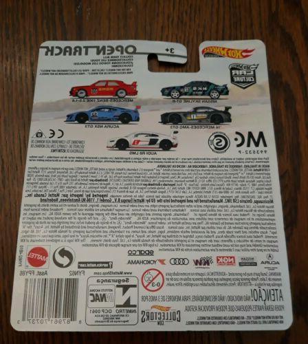 Hot Open Track Car Set AMG Acura