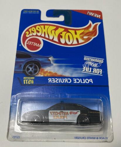 Hot Police Cruiser. Collector