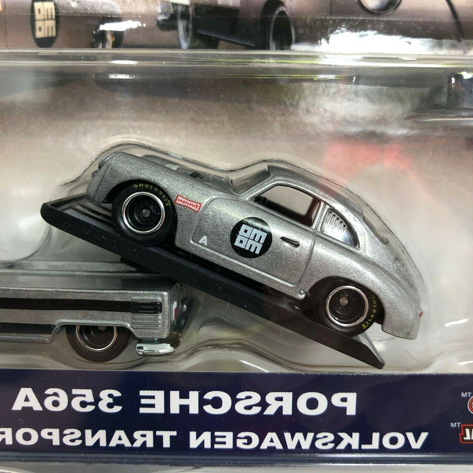 Porsche 356A * 2019 Hot Wheels Transport Case