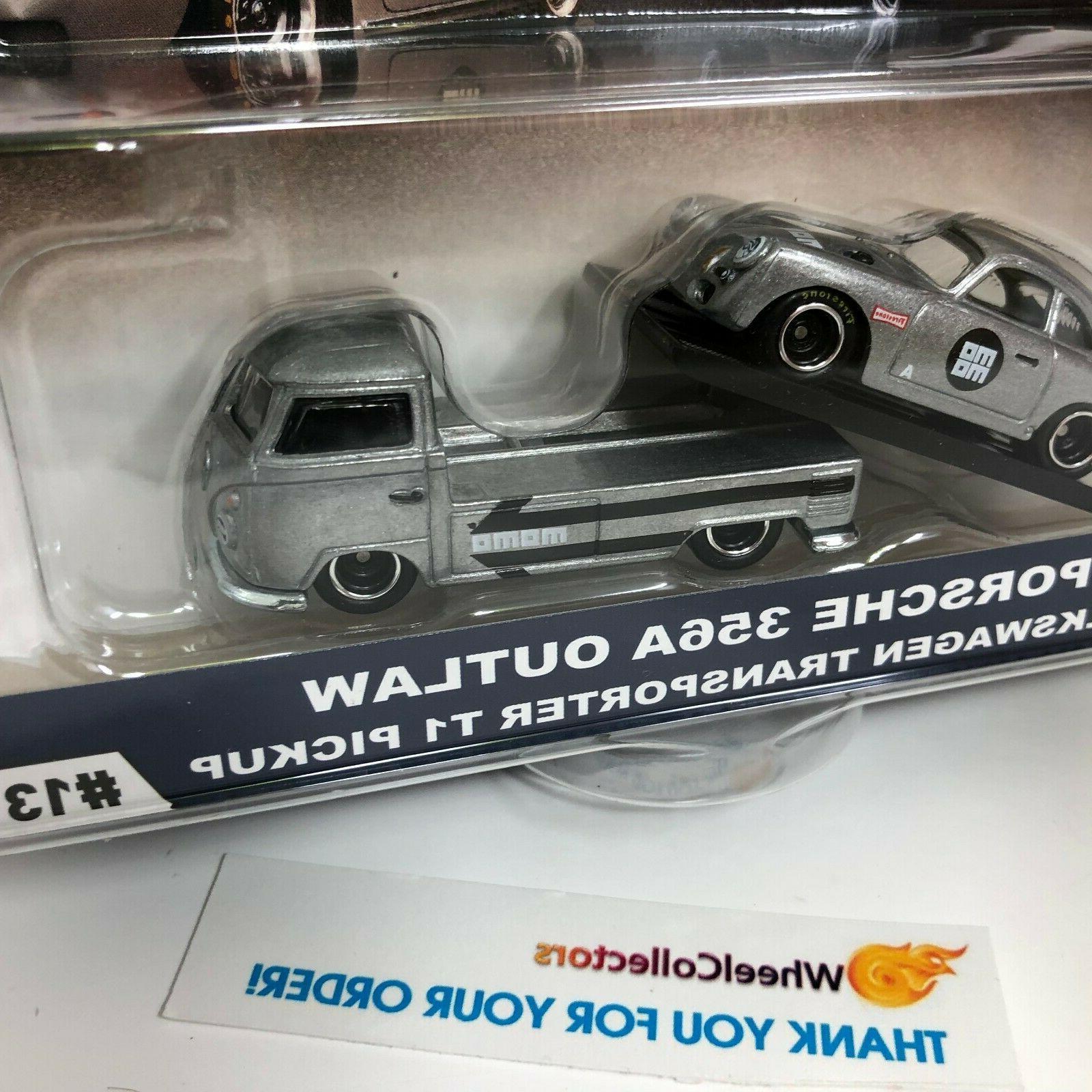 Porsche Outlaw 2019 Transport Culture Case