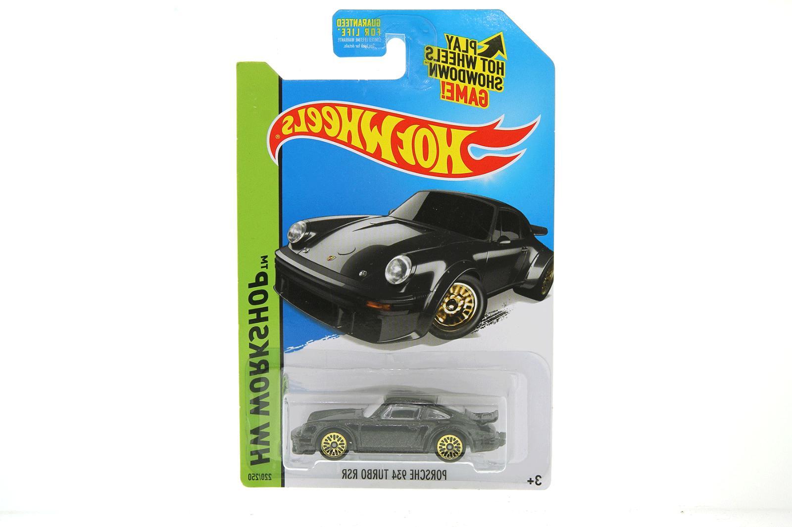 porsche 934 turbo rsr black