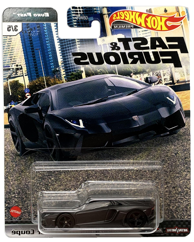 Hot Fast & Euro 5