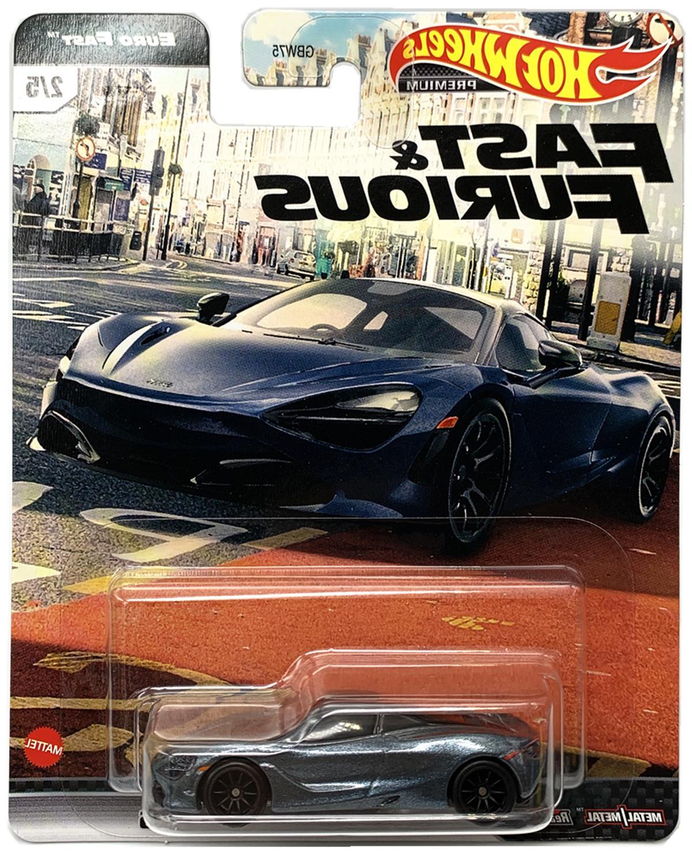 Hot Wheels Premium Fast & Furious Fast 5