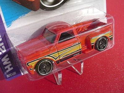 RED Custom Pickup. HW 161/250. New in Blister Pack!