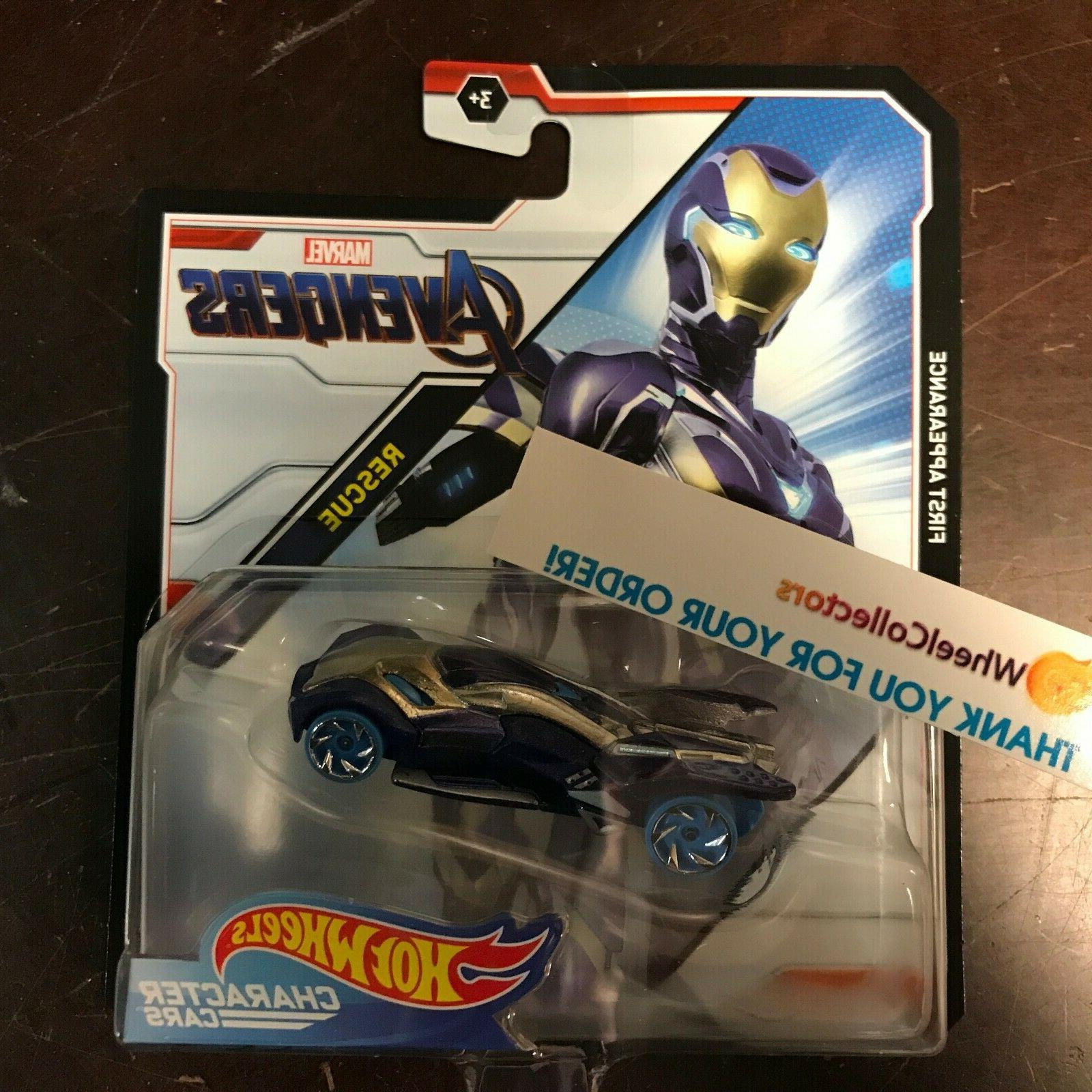rescue 2019 marvel avengers character cars case