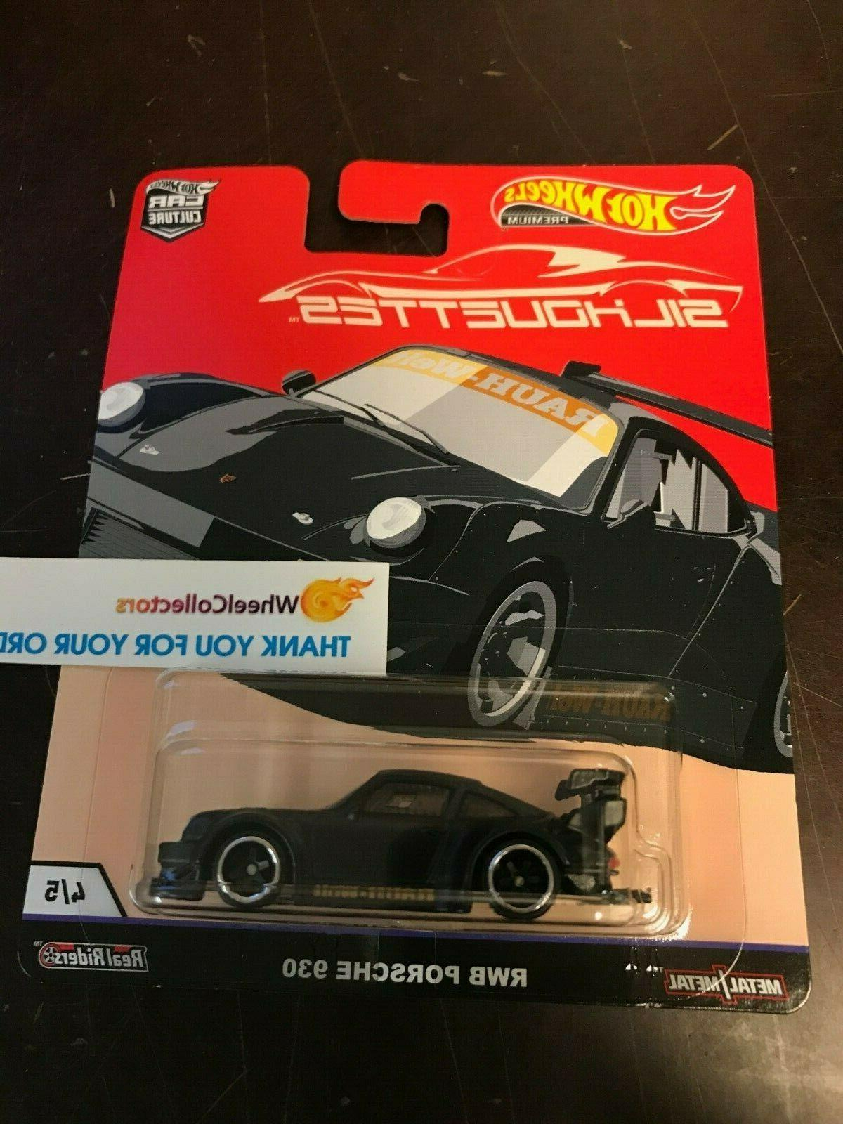 rwb porsche 930 2019 silhouettes car culture