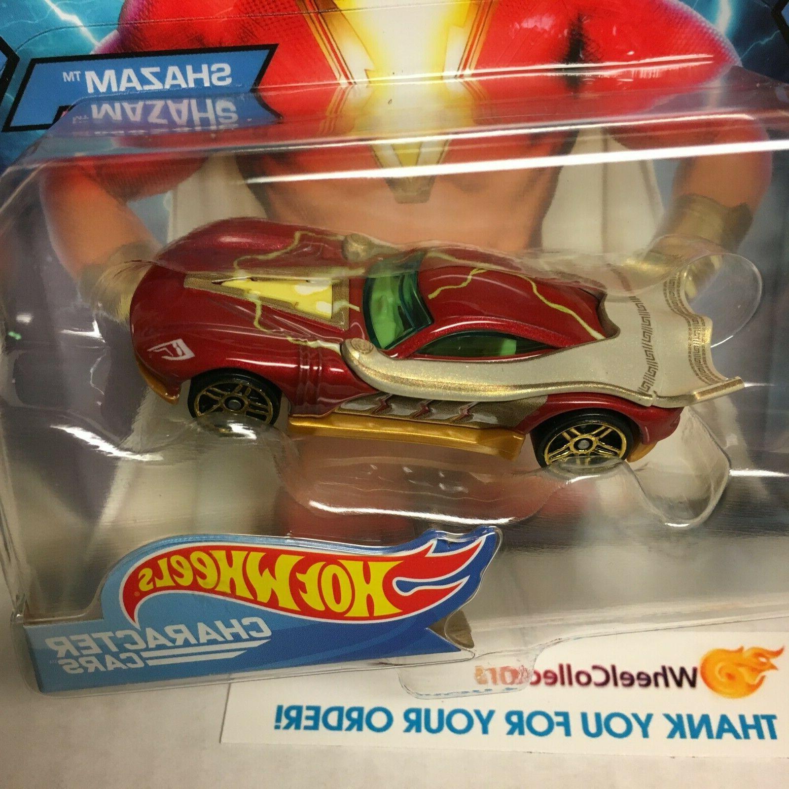 Shazam Hot Character