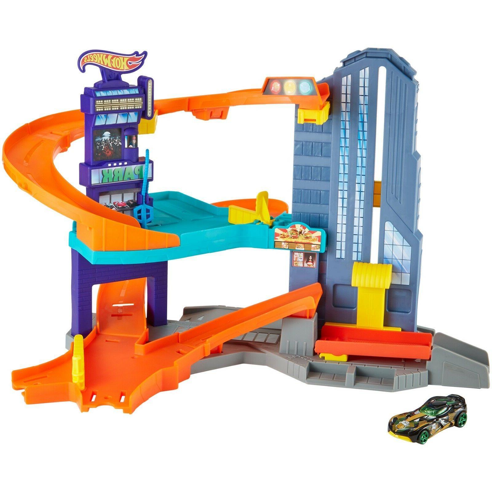 speedtropolis playset