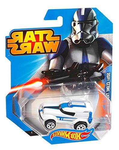 Hot Character Car, Trooper