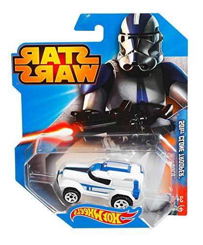 Hot Wheels Trooper