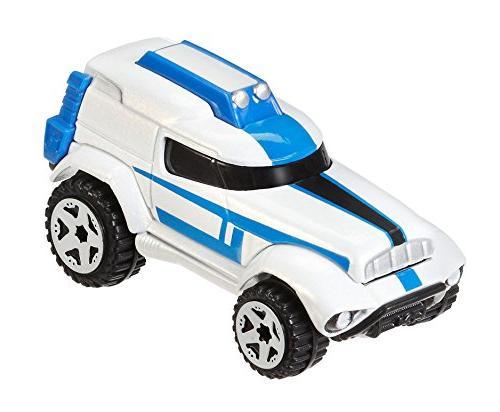 star wars character car