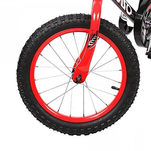 New Frame Children BMX Bike Wheels