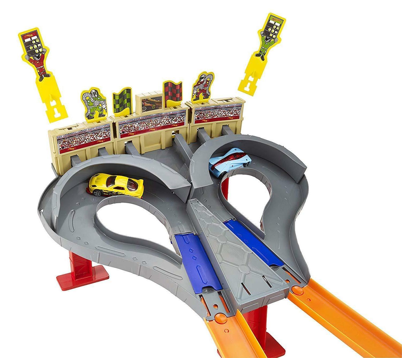 Hot Wheels Blastway Track Set
