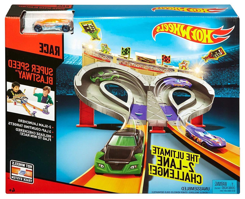super speed blastway track set