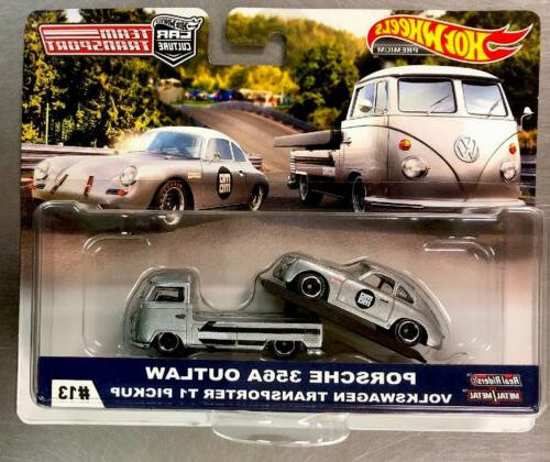 HOT PORSCHE VW TRANSPORTER T1 CAR CULTURE.