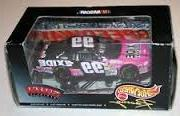 Mattel Team Hot Wheels Pro Racing JEFF BURTON #99 Exide Ford