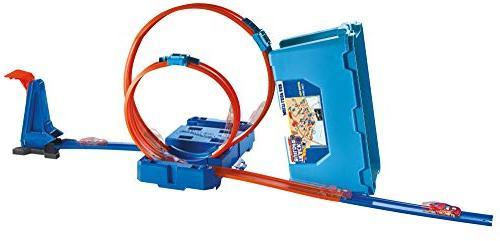 Hot Wheels Track Multi-Loop