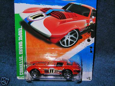 HOT TREASURE CORVETTE GRAND SHIPN