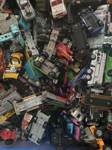 UNSEARCHED Cars / Hot Matchbox,