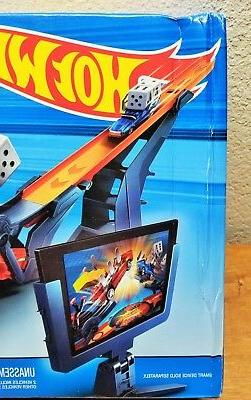 Hot Wheels Track Set Racing Smashing Playset - New