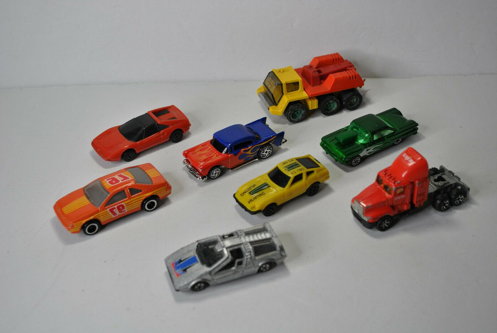 Vintage Hot Wheels Matchbox Tootsietoy Yatming