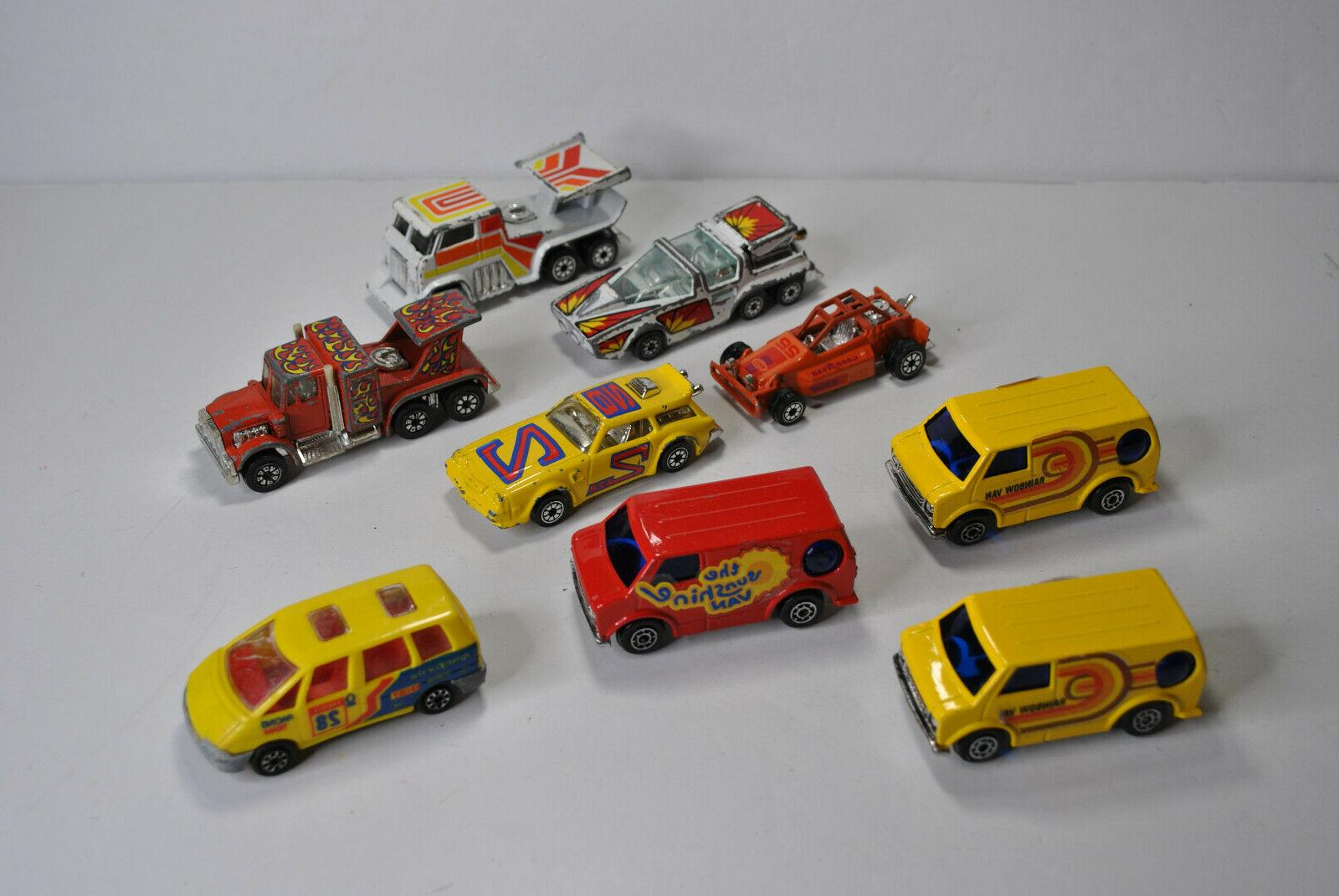 Vintage Hot Tootsietoy Tonka ERTL Others