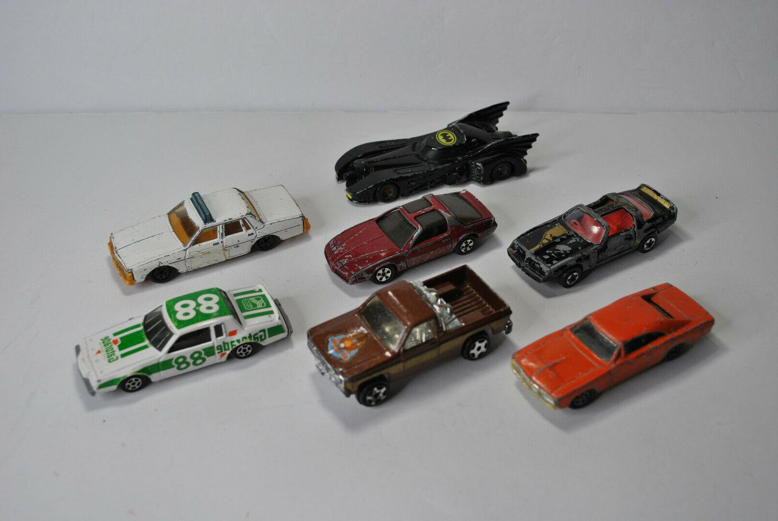Vintage Hot Wheels Tootsietoy Prod Tonka ERTL Others