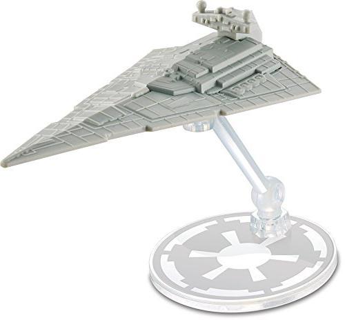 Hot Wheels Star Starships Destroyer Vehicle