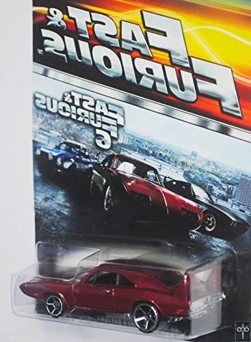 HOT WHEELS AND RELEASE EXCLUSIVE '69 DAYTONA #1/8 DIE-CAST
