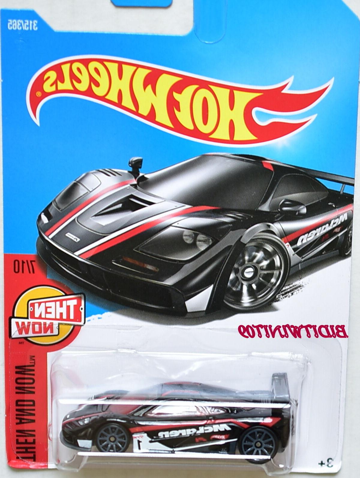HOT AND NOW GTR #7/10 BLACK
