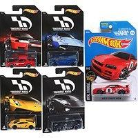 Hot Wheels Gran Turismo Video Game Cars & EA Need for Speed