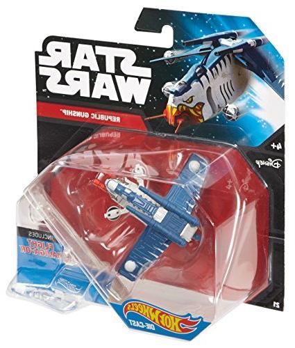 wheels star wars starships republic