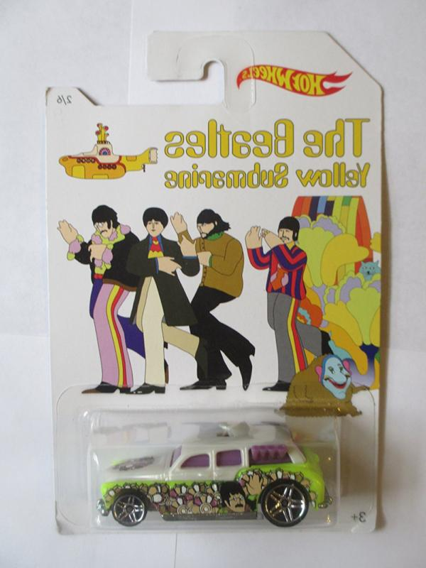 Hot Beatles - Limited 6 Diecast