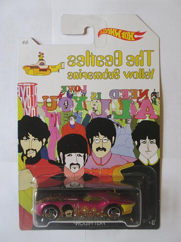 Hot Beatles 6 Diecast