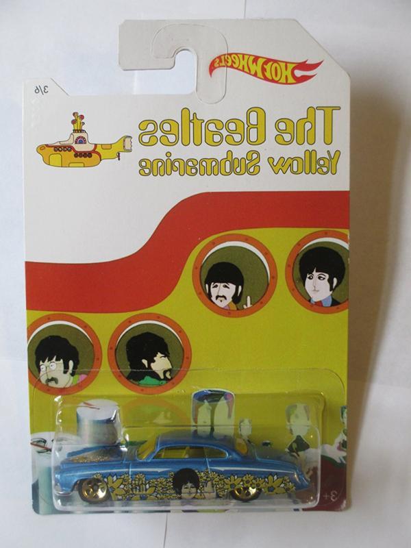 Hot Wheels Beatles 6